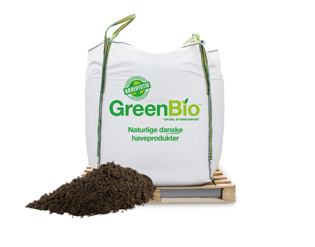 Image of GreenBio Krydderurtemuld til økologisk dyrkning