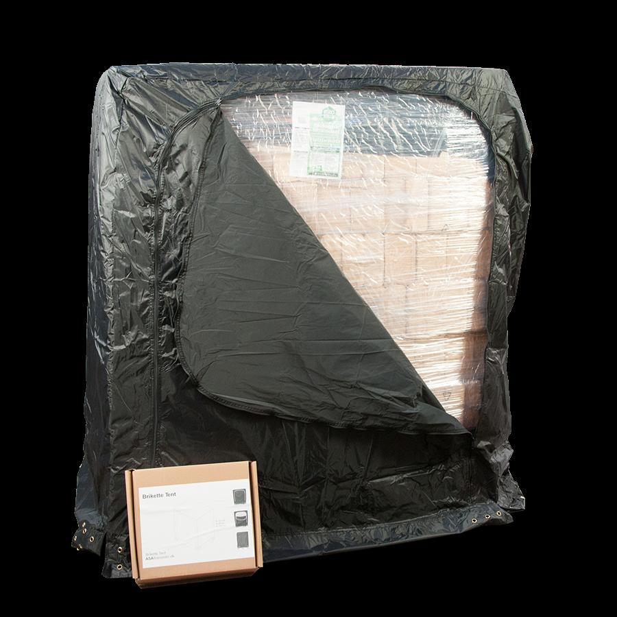 Image of   Brikette tent - overtræk til briketter og træpiller