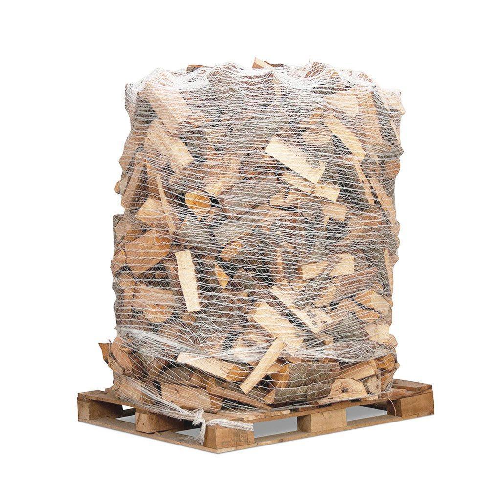 Dansk Brændeovnsbrænde - Lufttørret Blandet hårdttræ