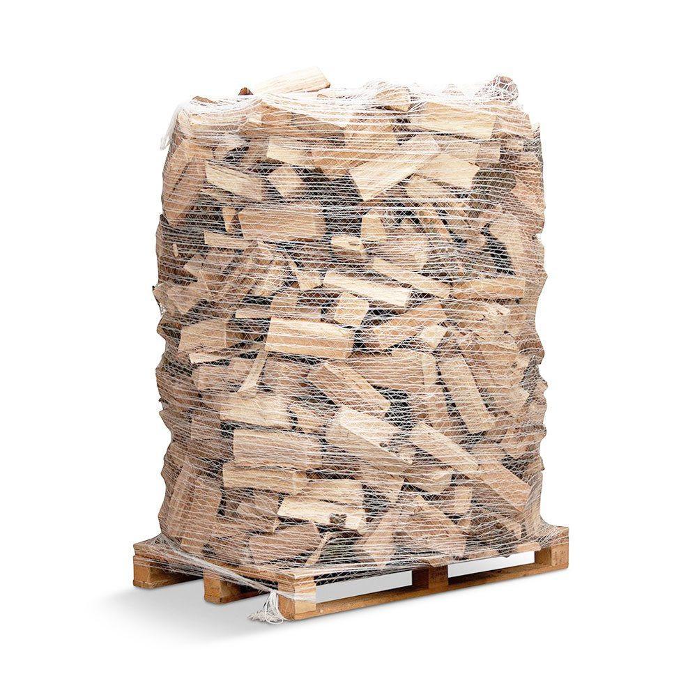 Dansk Brændeovnsbrænde - Lufttørret Ask