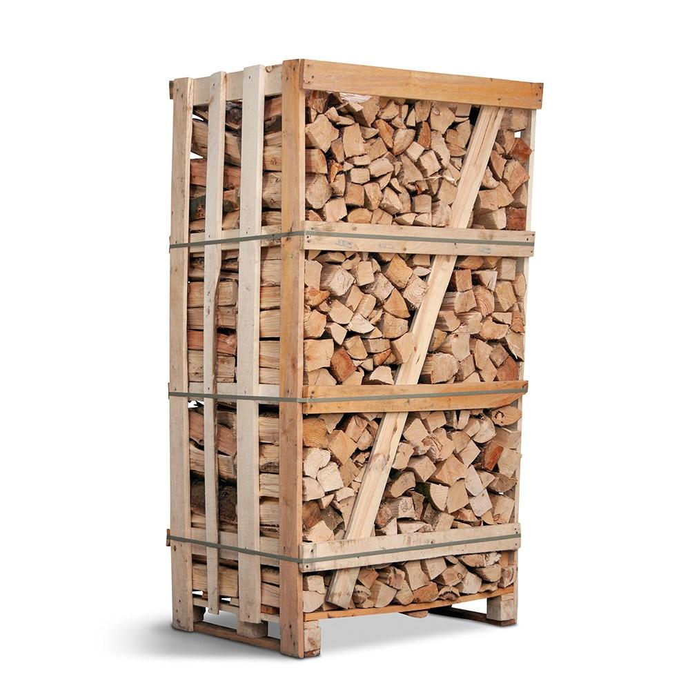 Dansk Blandet hårdttræ - Masseovnsbrænde - 40cm længder