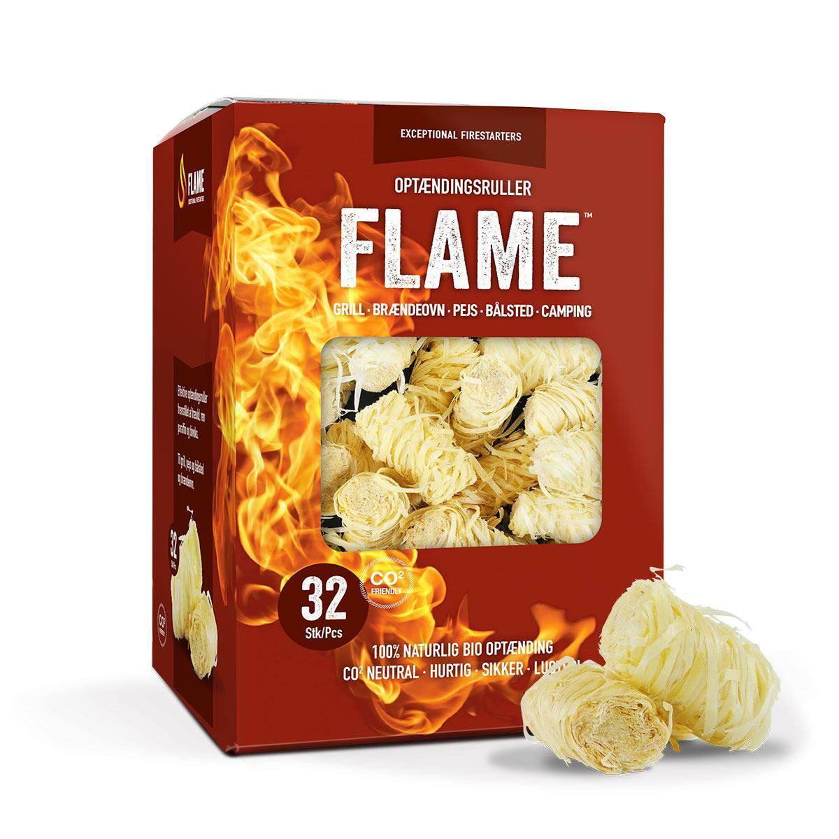 Flame optændingsruller, 32 stk
