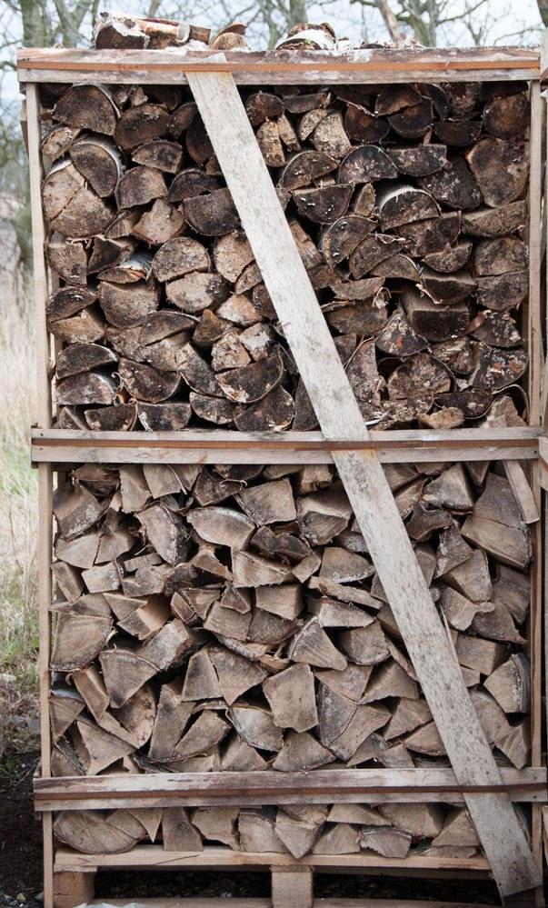 RESTPARTI - Lufttørret Birk 2. sortering