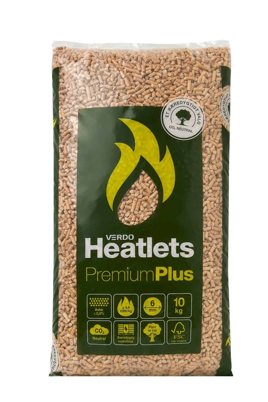 Heatlets PremiumPlus 6mm fra Verdo