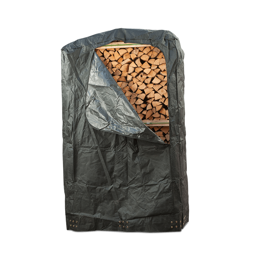 Wooden Tent - overtræk til brænde
