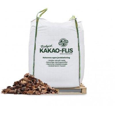 Kakao-flis - bigbag á 2 m3