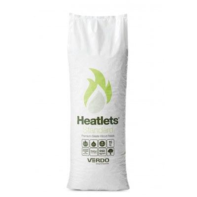 Heatlets standard 8 mm træpiller