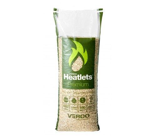 Heatlets premium 8 mm træpiller
