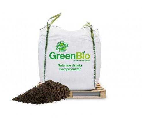 GreenBio Harpet muldjord, bigbag