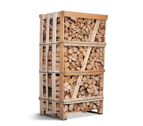 Dansk Blandet løvtræ - Masseovnsbrænde - 40cm længder
