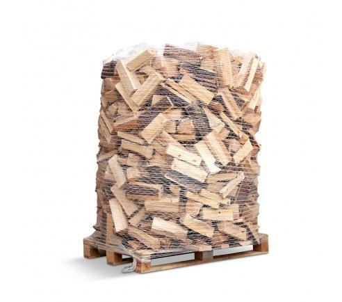 Dansk Nåletræ - Brændeovnsbrænde