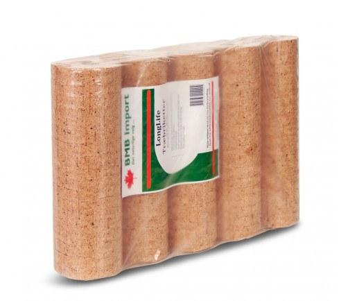 Prøvepakke - LongLife Birkebriketter - 10 kg.