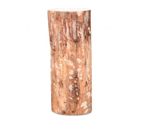 Slå søm træstub