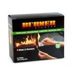 Burner fire starter optændingsbreve - 24 stk. pakke
