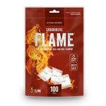 Flame tændbreve - 100 stk i pose
