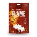 Flame tændbreve - 25 stk i pose