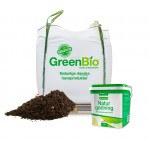 GreenBio Alletræsmuld og naturgødning