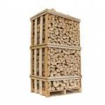 Ovntørret ask - brændetårn
