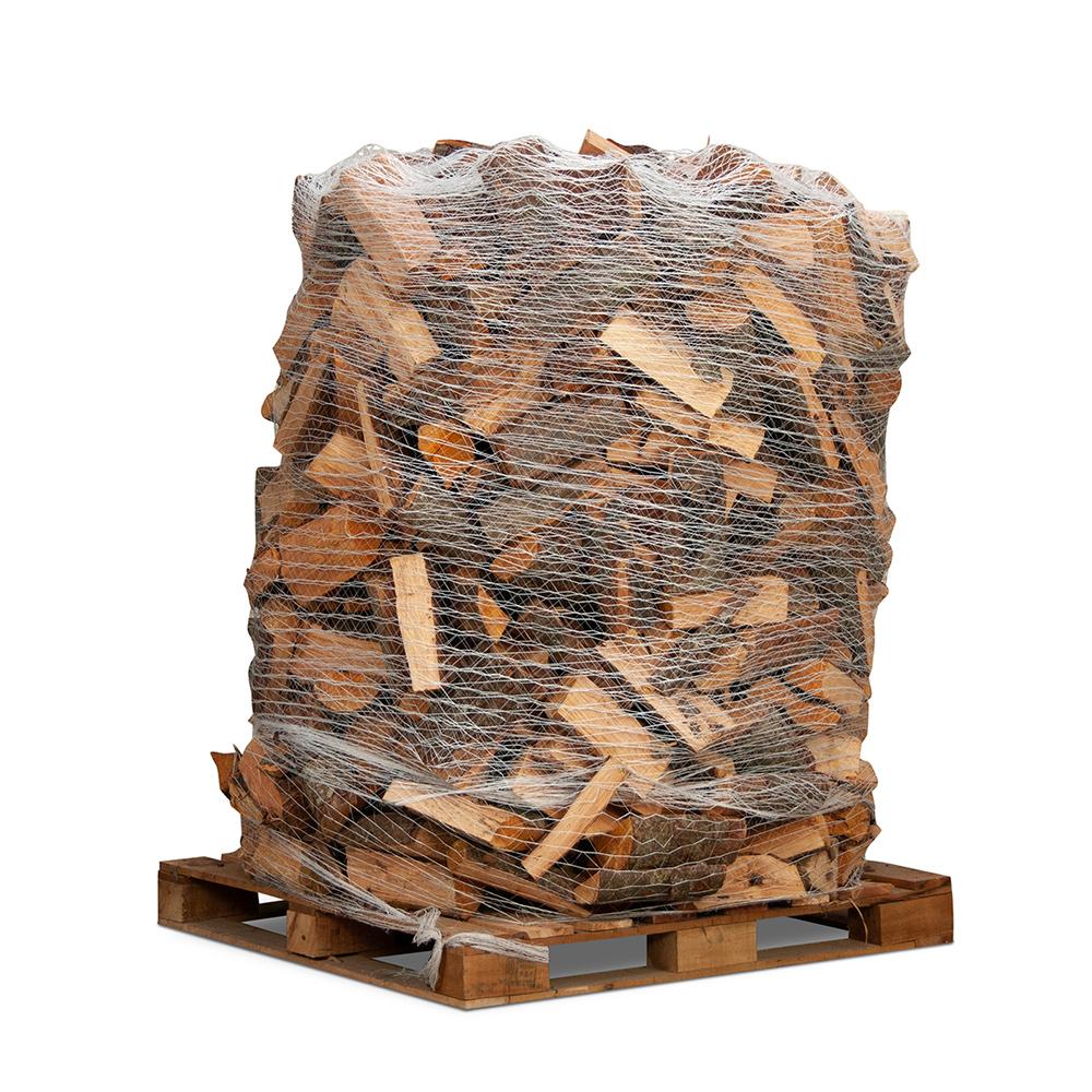 Image of   Dansk Blandet løvtræ - Pejse- og brændeovnsbrænde - 33 cm længder