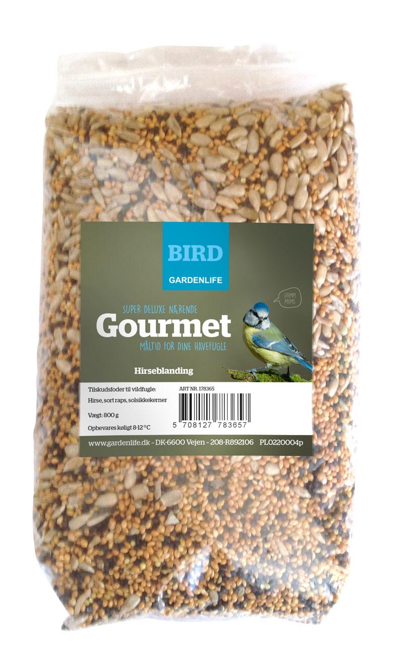Image of   Gourmet hirseblanding