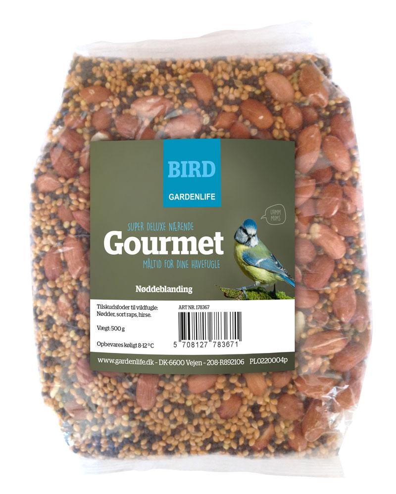 Image of   Gourmet nøddeblanding