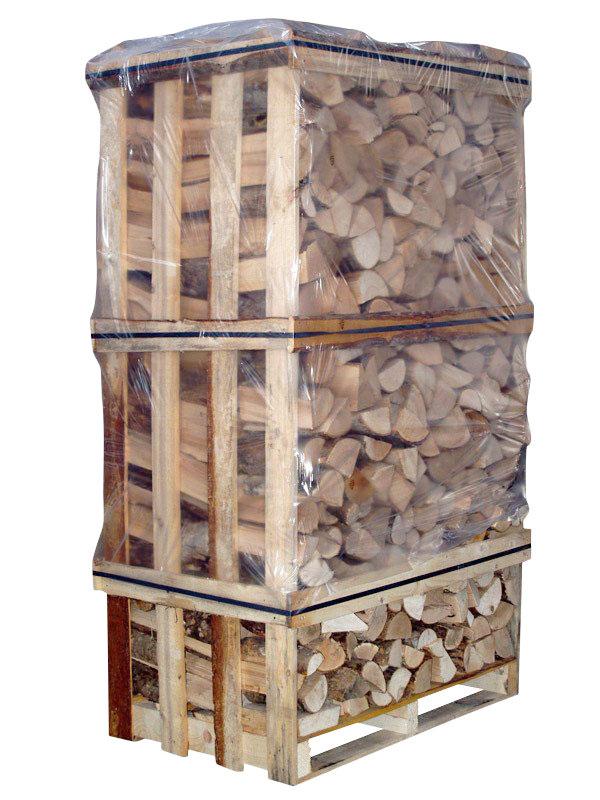 Image of   Pallehætte / krympehætte - plastik overtræk til paller og brændetårne