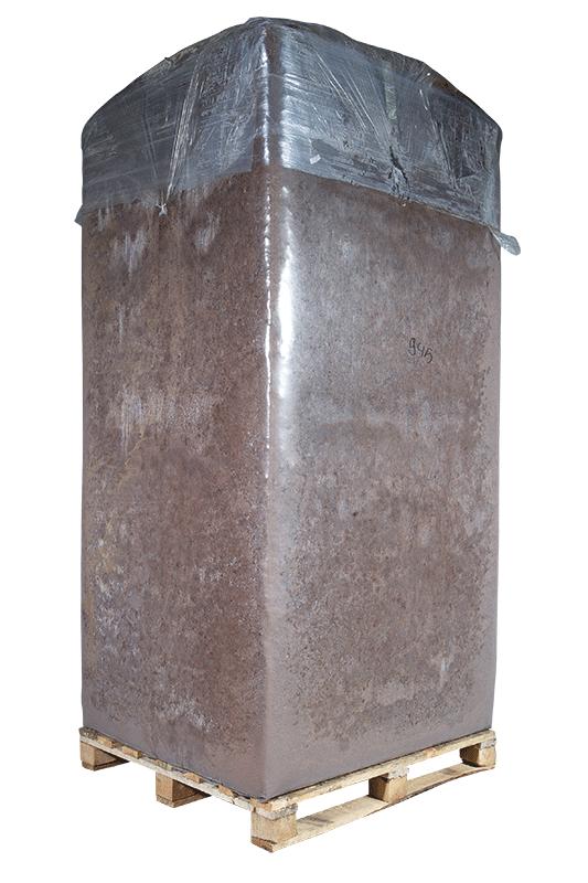 Fin spagnum i big bale á 6,0 kubikmeter.